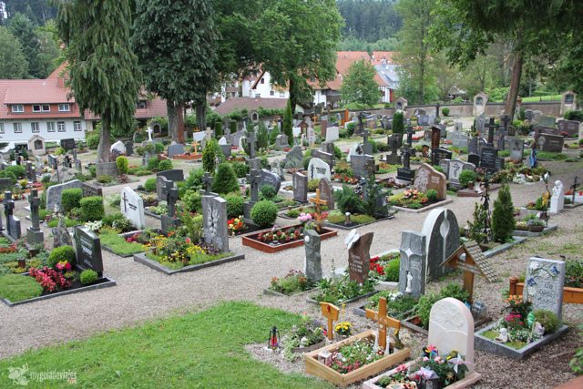 Cementerio de St. Peter