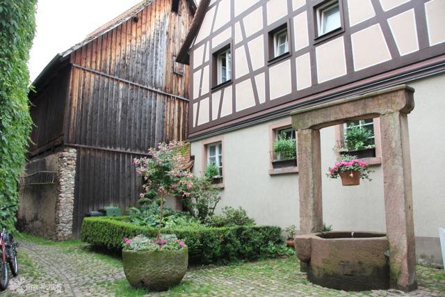pozo en gengenbach