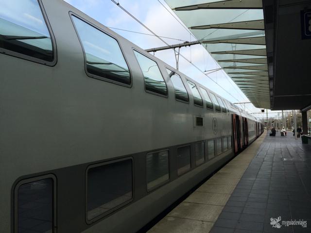 trenes bélgica