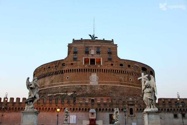 castillo sant angello roma