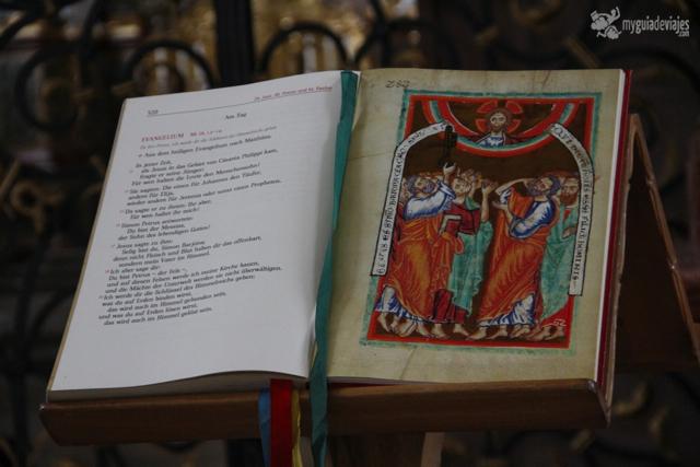 libro iglesia st. peter