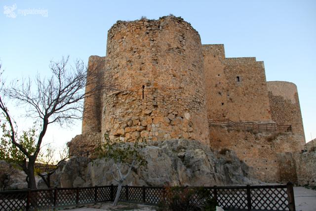 castillo medieval consuegra