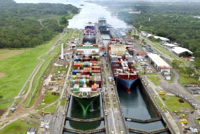Esclusas del Canal. Imagen de periodistadigital.com