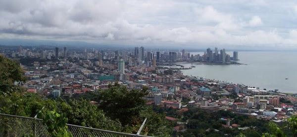 Panama city. Imagen de viajarycosasasi.com