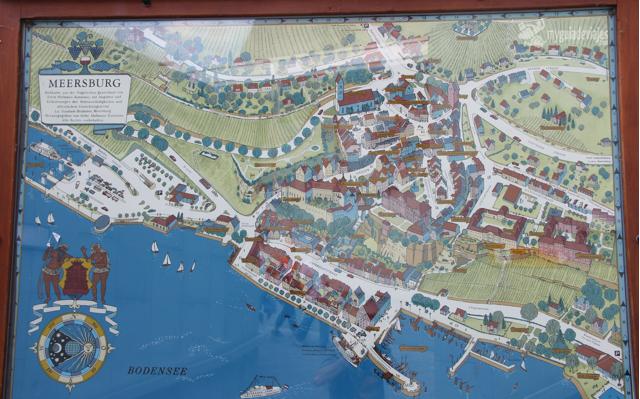 mapa meersburg