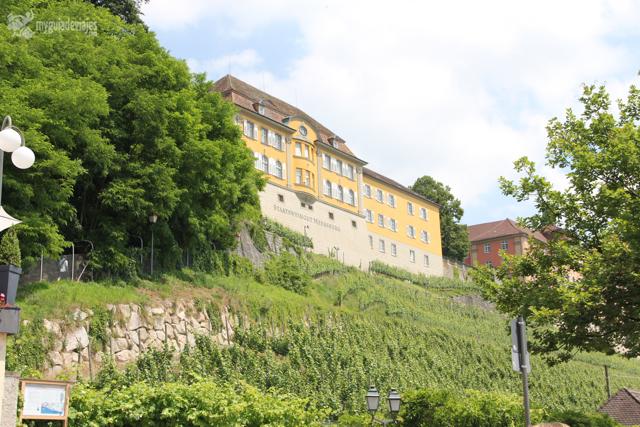 castillo nuevo meersburg