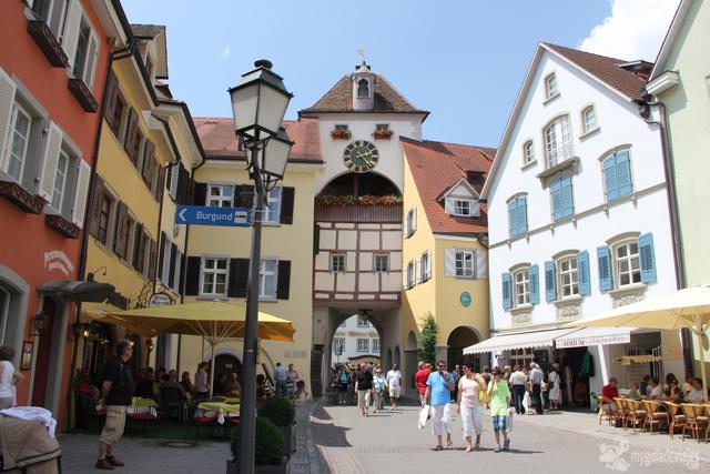 calle principa Meersburg