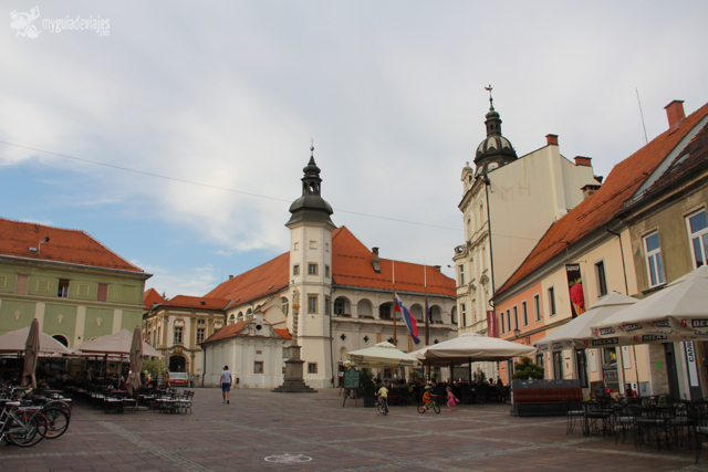 Plaza en Maribor