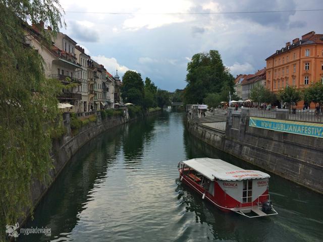 Liubliana es una ciudad encantadora