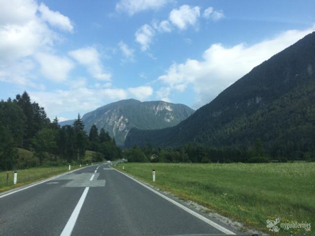 carreteras eslovenia