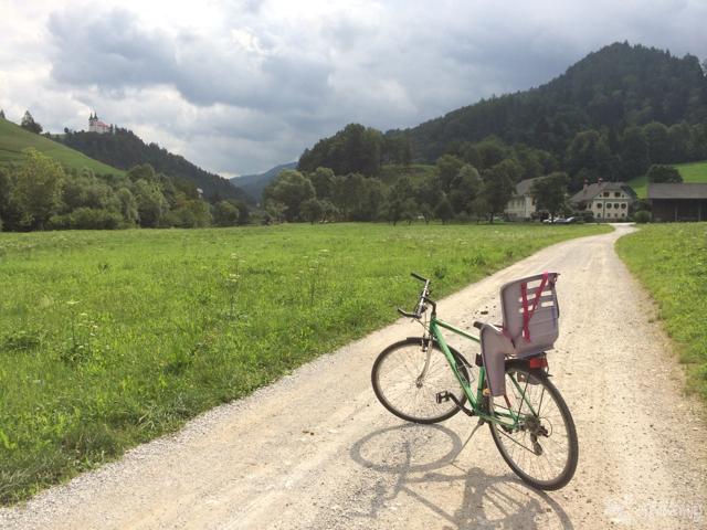 bicicleta eslovenia