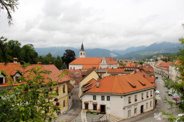 vista de Kamnik