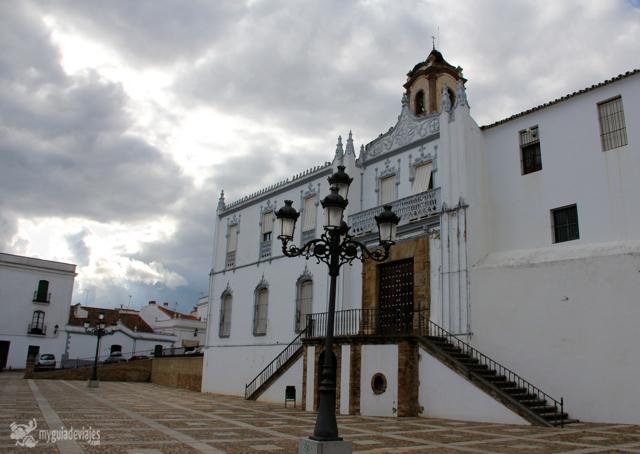 plaza fregenal