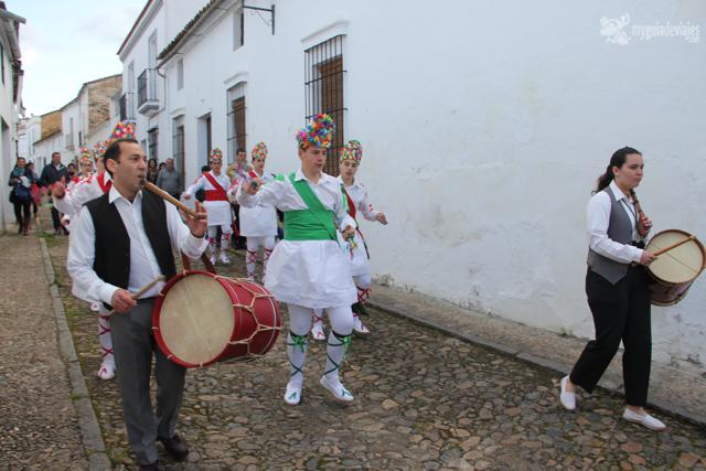 danzaores virgen de la salud