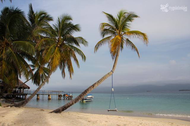 Isla Kuanidup, San Blás