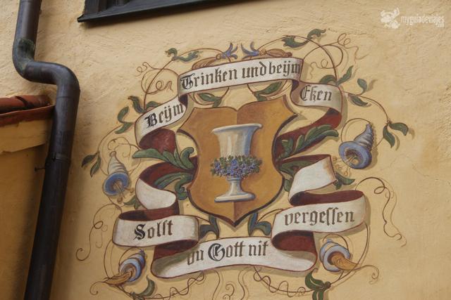escudo familia luis II rey loco
