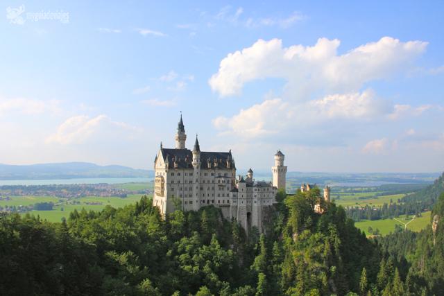 castillo rey loco Luis II