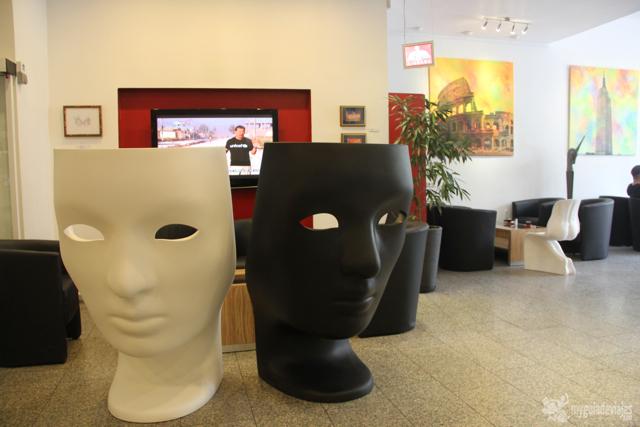 Hall del Art Hotel