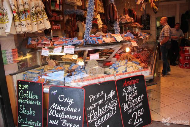 viktualenmarkt munich