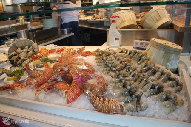 Productos frescos en Fisch Witte