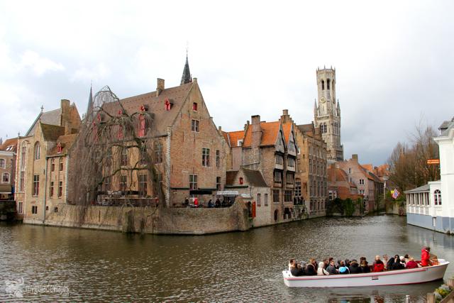Brujas, el embrujo de Flandes
