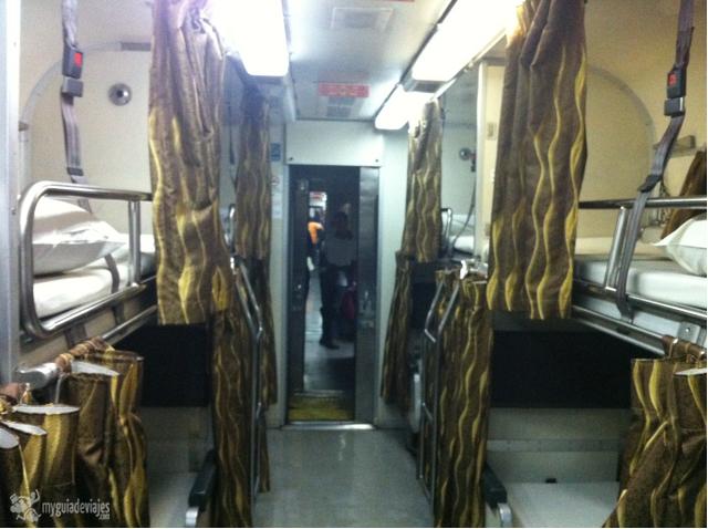 tren nocturno malasia