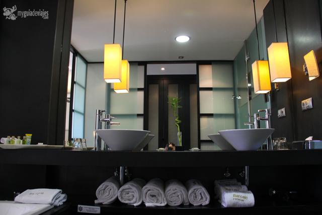 baño asia gardens