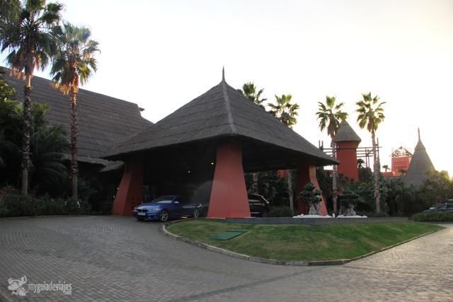 entrada asia gardens