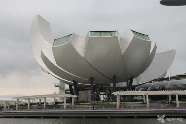 Art an Science Museum de Singapur