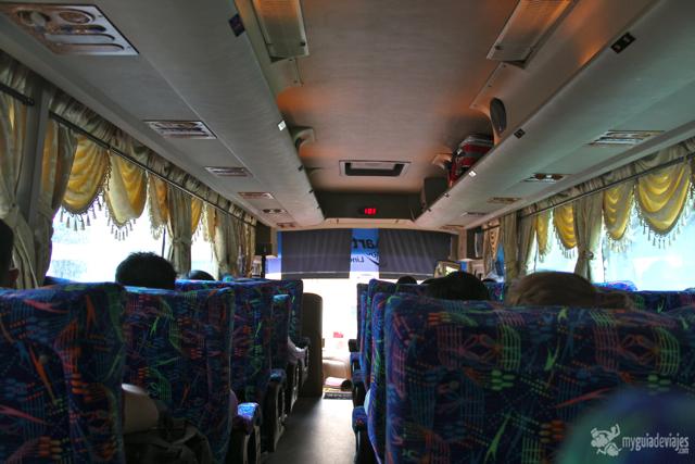 bus singapur malaca