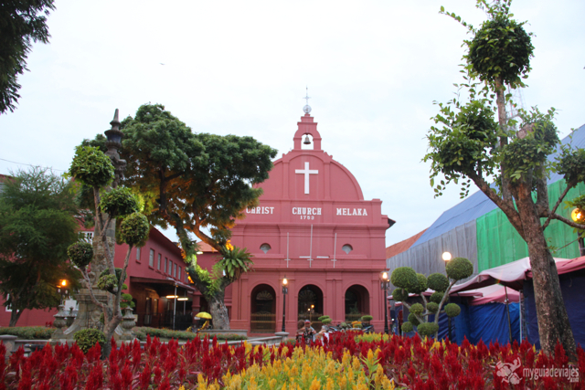 Iglesia de Cristo.
