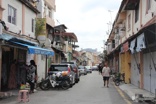 calles malaca