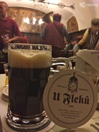 Cerveza de U Flekú