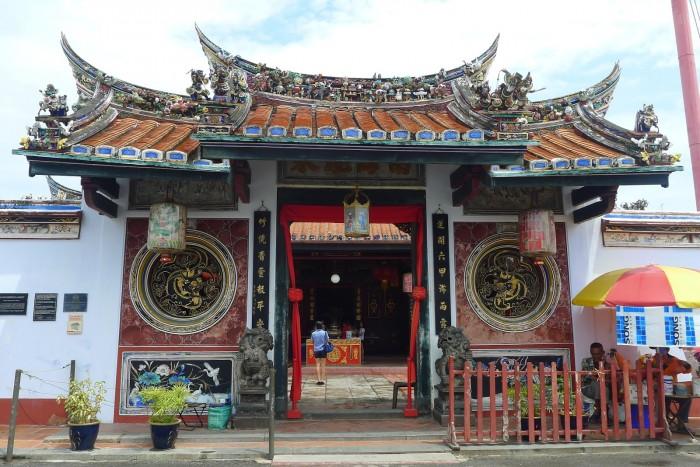 Templo Cheng Hoon Teng. Imagen de hiworld-blog.blogspot.com