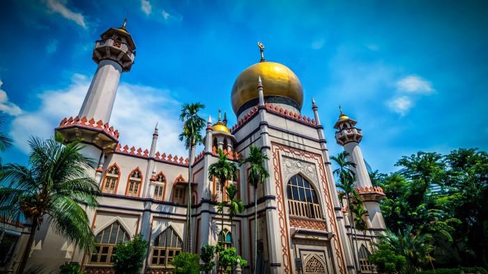 Mezquita del Sultán. Imagen de Islamhoy.com