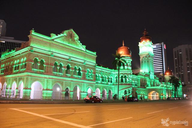 Edificio del Sultán