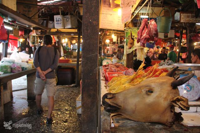 Mercado de chow kit kuala lumpur