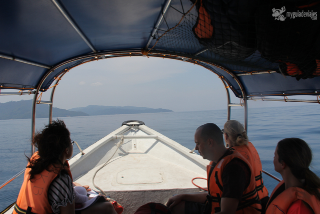 lancha islas perhentian