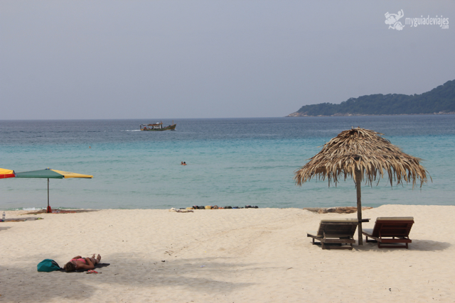 perhentian, isla paradisiaca