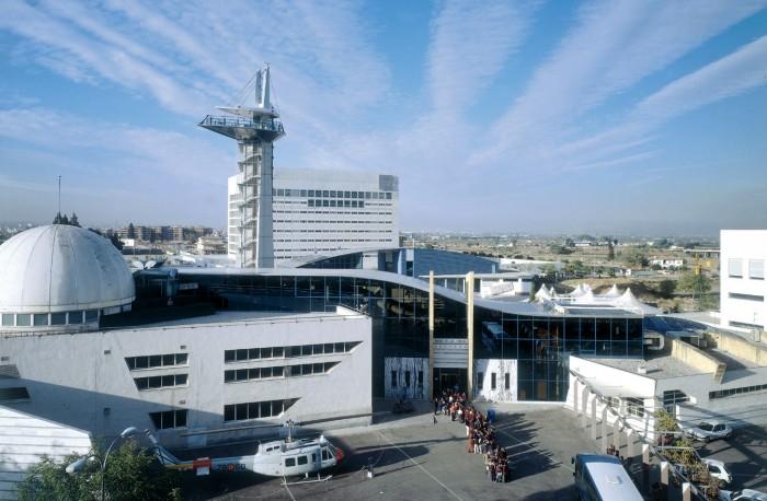 Parque de las Ciencias. Imagen de wikipedia.