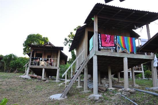 Cabañas de Bintang resort.