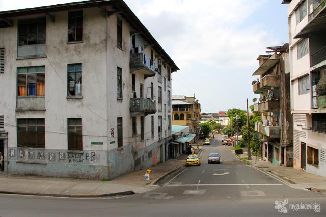 Hay barrios no muy seguros en ciudad de Panamá.