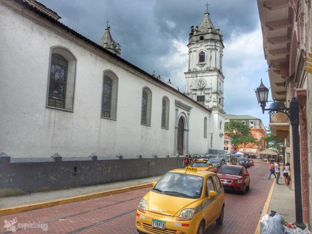 Casco viejo de ciudad de Panamá