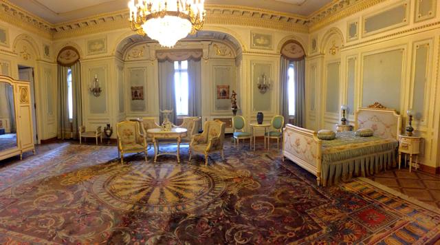 Habitación del Palacio Otroceni