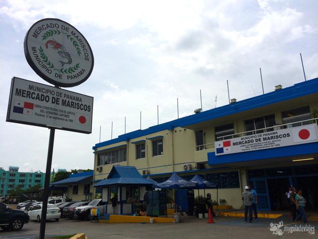 mercado de mariscos panama city