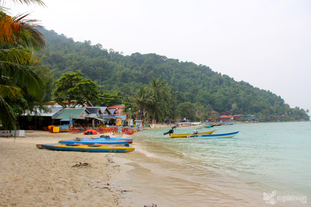 kayaking perhentian