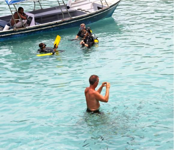 buceo islas perhentian