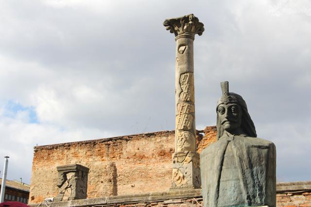 Vlad el emperador, más conocido como Drácula