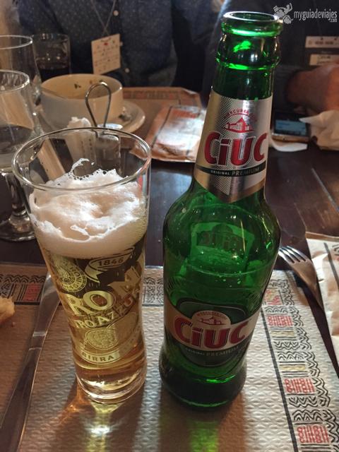cerveza ciuc