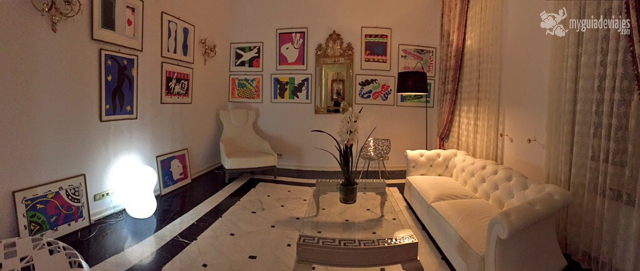 Exposición de Matisse en Palatul Noblesse.